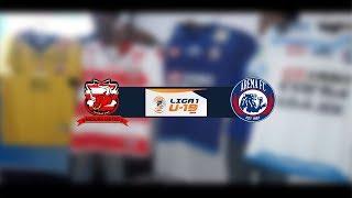 Madura United vs Arema Fc - Live Pamekasan