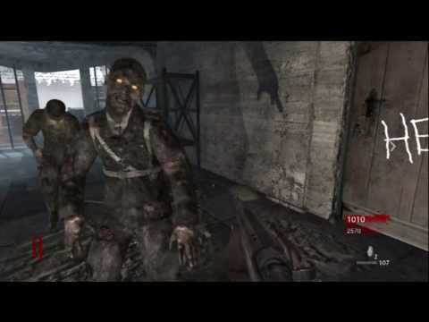 Death Cards in Nazi Zombies on XBox 360