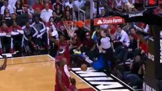 2014 NBA MVP Race: Lebron James vs Kevin Durant [HD]