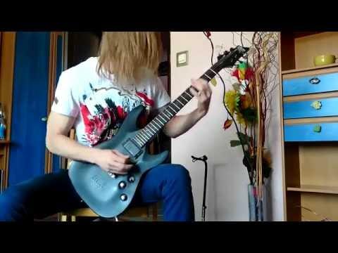Disturbed - Indestructible (Guitar Cover)
