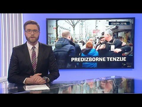 Dnevnik N1 / Beograd / 27.3.2016.