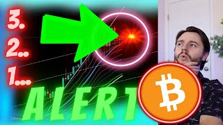 BIG BITCOIN ALERT - WHAT YOU NEED TO WATCH OVER THE NEXT 24 HOURS! HOW WILL THIS AFFECT ALTS??