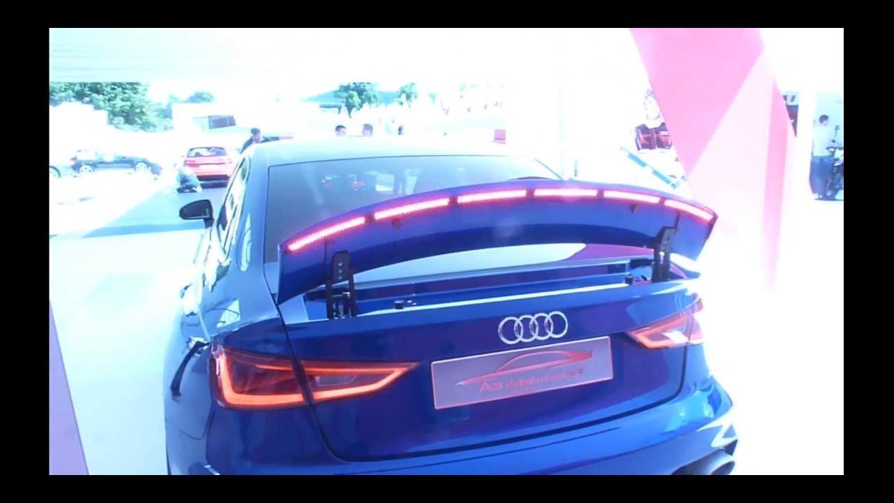 Audi A3 Clubsport Quattro Concept Youtube