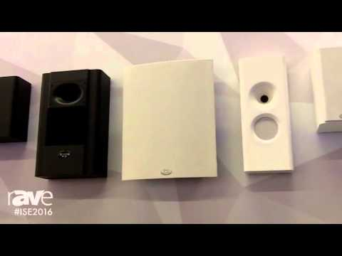 ISE 2016: Procella Audio Overviews Line Up of Loudspeakers