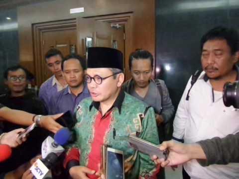 Khatibul Umam Bantah Terima Uang E-KTP untuk Pencalonan Ketua GP Anshor
