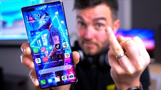 7 Days With Huawei Mate 40 Pro - Like A Marriage!