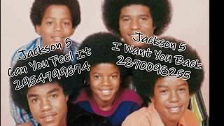ROBLOX MUSIC ID CODES!! chansons populaires! Y compris MICHAEL JACKSON!!! ET BOB MARLEY!!!