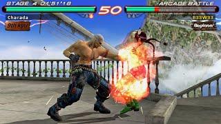[TAS] Tekken 6 - Bryan Fury (PSP)
