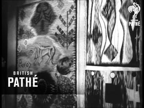 Contemporary Art Exhibition (1963) from YouTube · Duration:  1 minutes 6 seconds