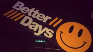 Better Days // Jeremy Healy // Dean Baker // 2nd April 2016 // Cleethorpes
