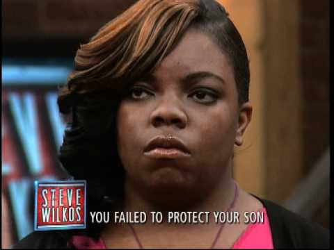You Failed To Protect Your Son (The Steve Wilkos Show)