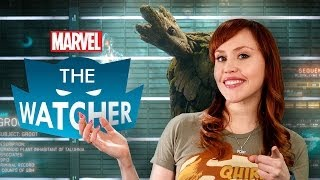 Inside Marvel's Guardians of the Galaxy - The Watcher Ep 6 2014