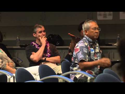 Hawaii School Empowerment Conference Nov 28 29 2014 Stakeholder Debrief Meetings