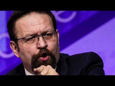 Trump Adviser Sebastian Gorka Outed As Member Of Nazi Group