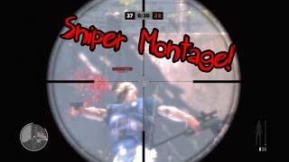 Max Payne 3 Sniper Kill Montage (Free Aim) | PS3 (ScorpionXII)