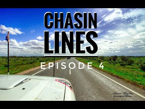 CHASIN LINES || Episode 4 Perth to Cape York