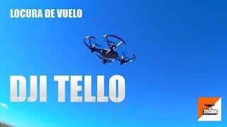 DJI TELLO O RIZE TELLO, vamos a darle caña a este mini drone de la ...