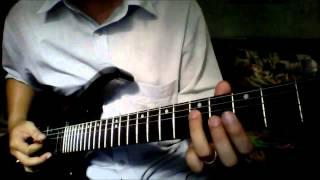 Hướng dẫn 3 licks đơn giản vòng hợp âm phổ biến Am-F-C-G