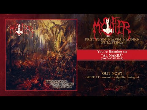 Mystifier - Al Nakba (666 days of War)