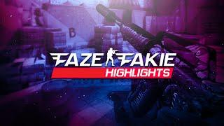 FaZe Fakie - CS:GO HIGHLIGHTS! #1