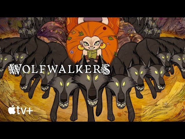 Wolfwalkers - Official Teaser | Apple TV+