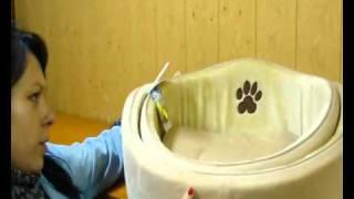 Зоо товары - Мягкое спальное место для собак или кошек