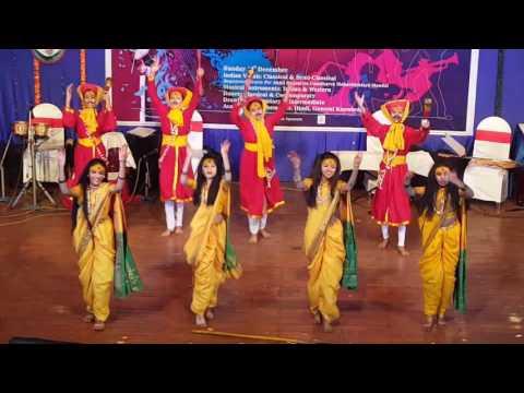 Gondhal dance