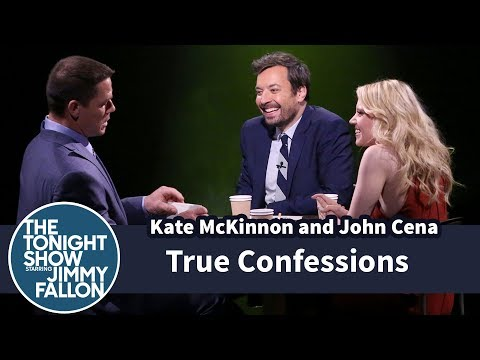 True Confessions with Kate McKinnon and John Cena