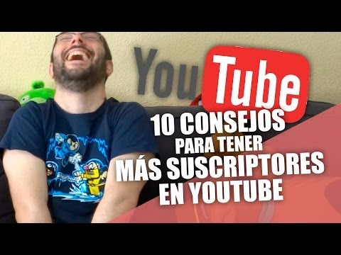 Cómo tener más suscriptores en Youtube | Jota Delgado