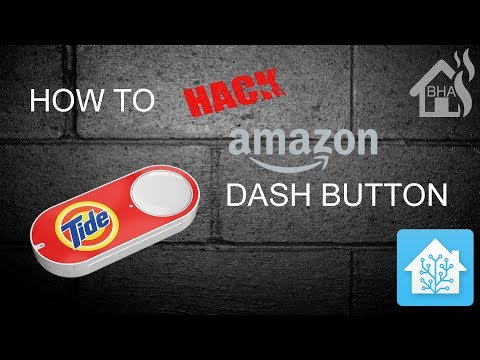 How To Hack The Amazon Dash Button