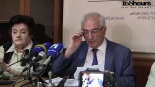 «Այս ինչ անմտություն է»  Արամ Սարգսյան