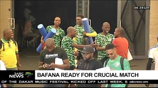 Bafana Bafana clash with Super Eagles in 2019 AfCoN qualifier