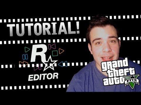 Tutorial | Cómo usar el Editor RockStar | GTA V Pc | Español