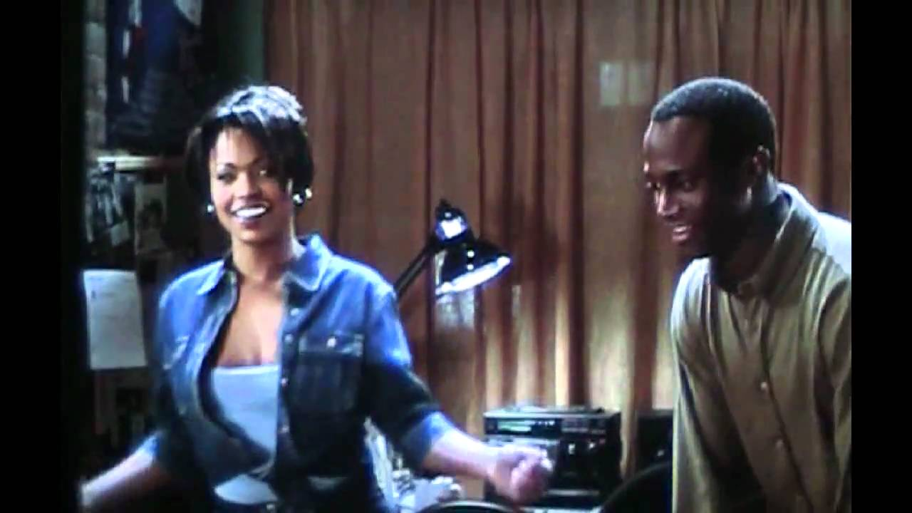 Image result for nia long and taye diggs as stevie wonder