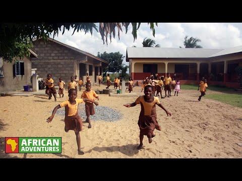 Volunteering in Africa changes lives
