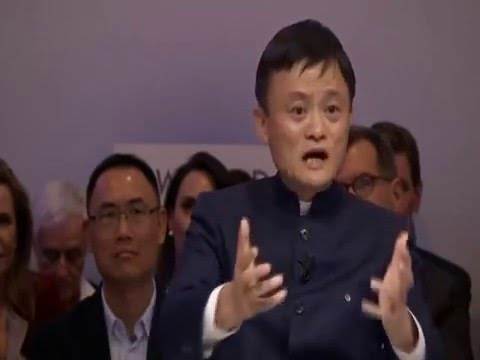 The founder of AliBaba talks about the importance of Tai Chi