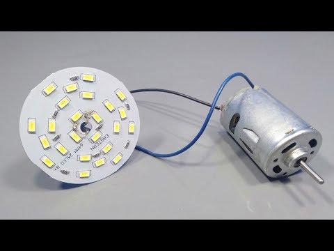 Amazing Dynamo Motor _ How to Produce Electricity Dynamo Motor