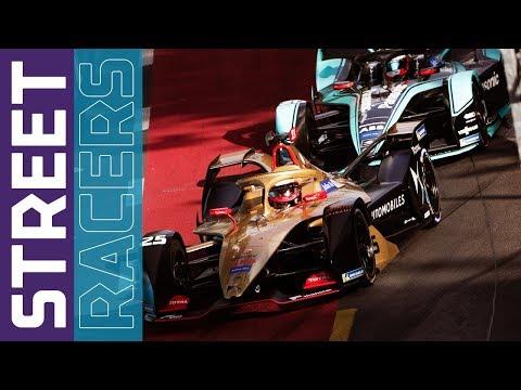 Andre Lotterer Takeover & Best Bern Action: Formula E Street Racers S5 Episode 15