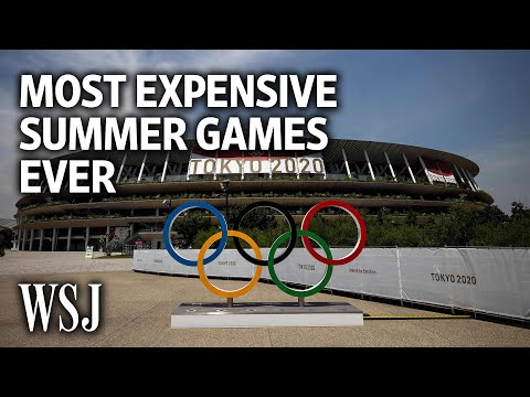 How the Tokyo Olympics Became the Most Expensive Summer Games Ever | WSJ