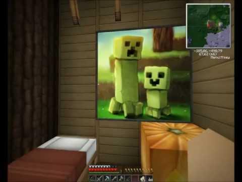 """Смотреть прохождение игры [Coop & Friends] Minecraft 1.3.1. Серия 12: """"Длинный fail.. =)""""."""