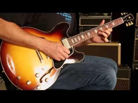 Gibson Memphis 50th Anniversary 1963 ES-335 TD Block VOS•SN: 15914