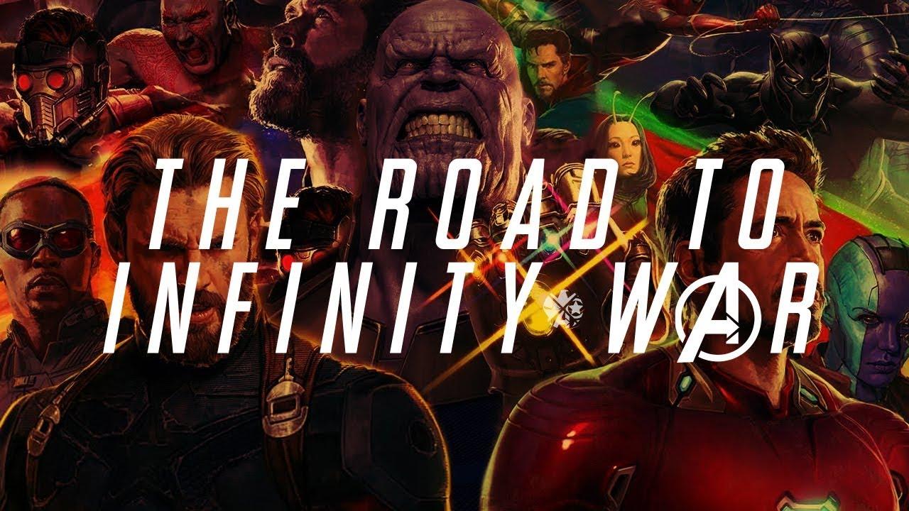 Marvel Fan Creates Ultimate Road to 'Avengers: Infinity War