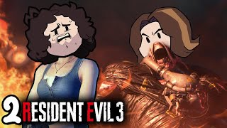 Dan is LOSING TOUCH WITH REALITY - Resident Evil 3 : PART 2 - Game Grumps