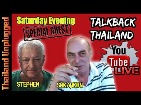 TalkBack Thailand Saturday Evening with Thailand Unplugged #20