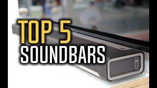 Best Soundbars in 2018 - Which Is The Best Soundbar? | 10BestOnes
