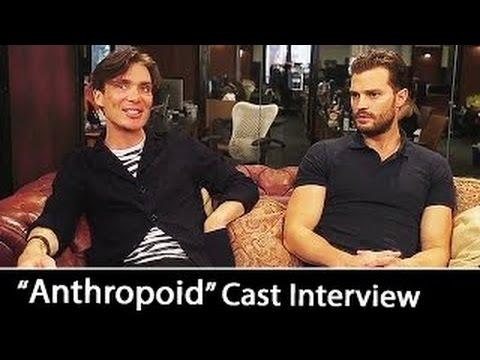 'Anthropoid' Movie Cast: Jamie Dornan, Cillian Murphy, Sean Ellis (Interview) | August 05,