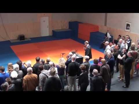 Demo opening Judo Academy Netherlands
