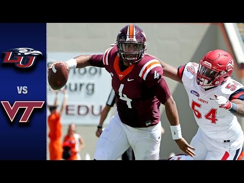 Virginia Tech vs. Liberty Football Highlights (2016)