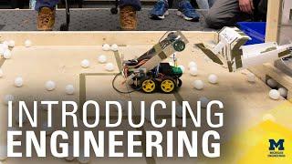 Engineering 100: Designs in Nature & Engineering