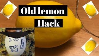 Old Lemon hack